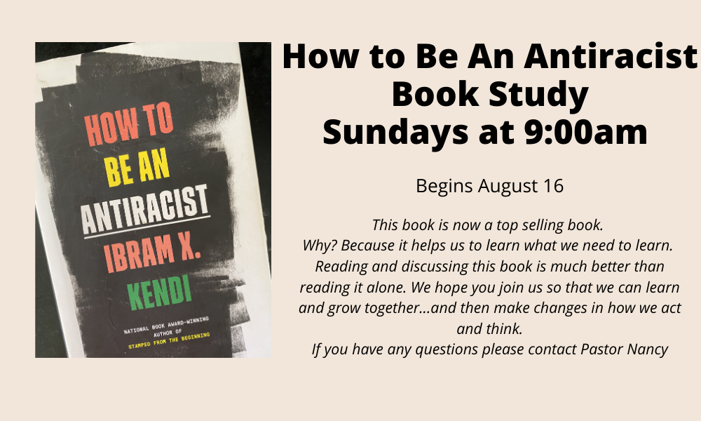 Copy of Book Study July 2020
